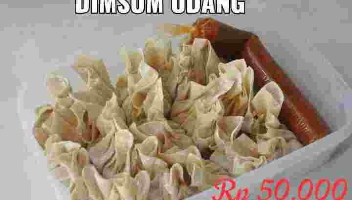 azrael dimsum dan pancake durian