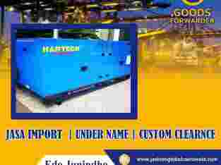 JASA IMPORT GENERAL LISTRIK | GOODS FORWARDER