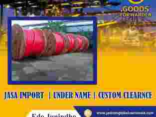 JASA IMPORT KABEL FL2XCY | GOODS FORWARDER