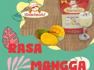 Powder Drink Mangga Yutakachi