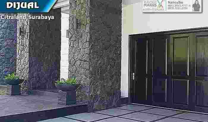 RUMAH Citraland Surabaya, Mewah dan Elegan.