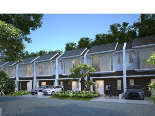 Rumah Spring Residence Type 36 Granit AH1 HOOK 20