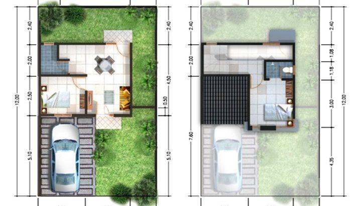 Rumah Spring Residence Type 45 Sidoarjo