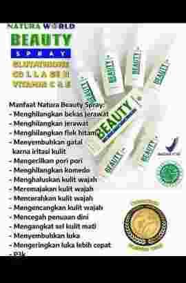 NBS (Natura Beauty Spray)