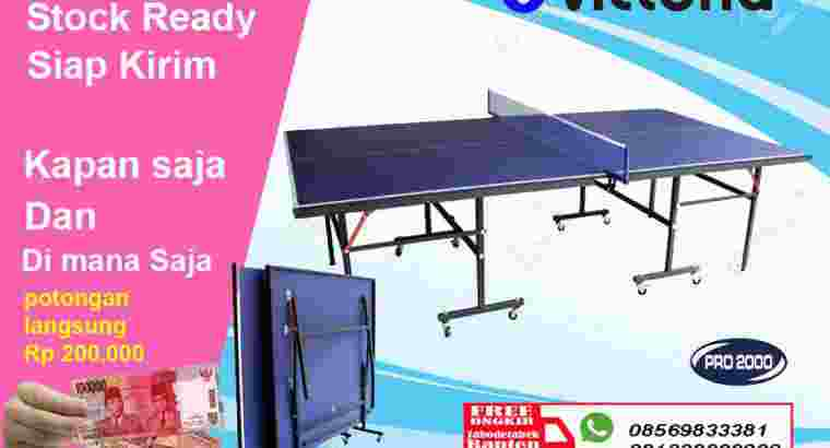 tenis meja pingpong merk VICTORIA