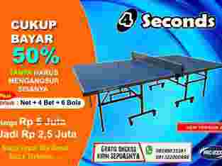 tenis meja ping pong merk 4SECONDS