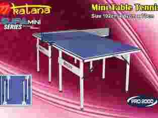 tenis meja pingpong mini merk KATANA