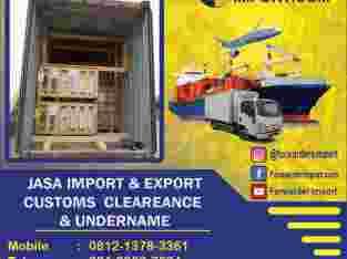 Jasa ImporT Barang Dari Kayu   Forwarder Import