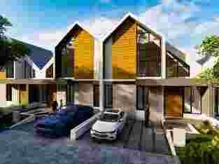 500jtan Rumah Mewah 2 Lantai di Sky Mansion Horizon Ngaliyan Semarang