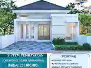 RUMAH TANPA BANK CLUSTER WAYKANDIS
