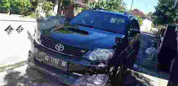 Fortuner TRD VNT Matic Diesel 2014