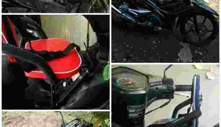 Liburan Jalan2 Pake Kursi Bonceng Anak