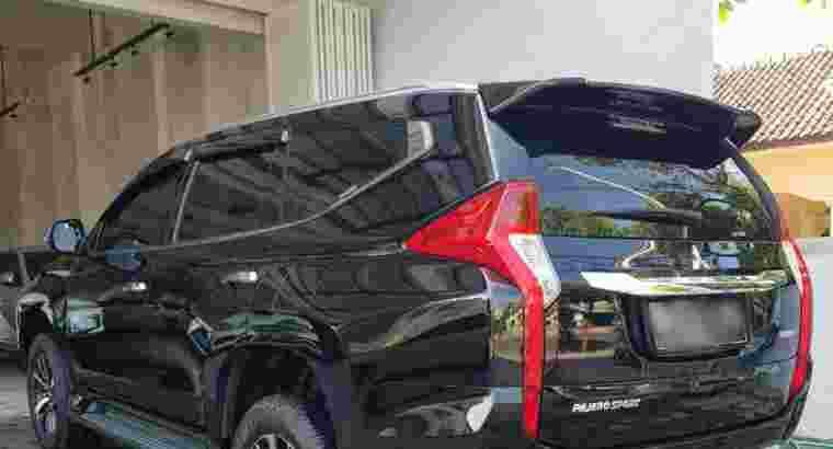 Pajero Sport Dakar 2019 KM 6Rb