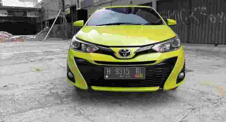 Yaris G Matic 2018