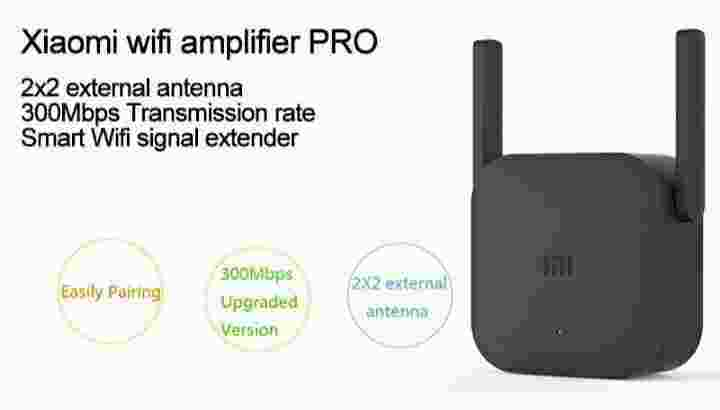 Penguat Sinyal Wifi Xiaomi Extender Repeater