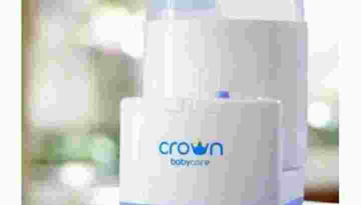 crown steril botol