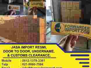 Jasa Import Borongan dari China | Forwarder Import