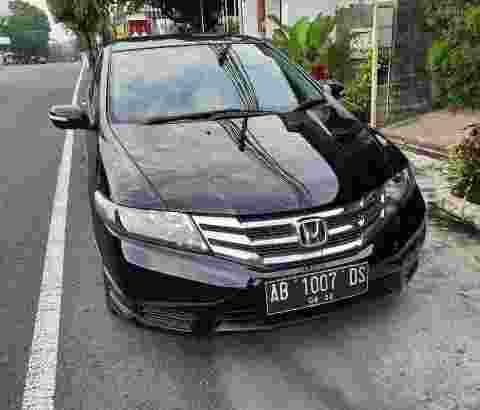 Honda City E Matic 2012
