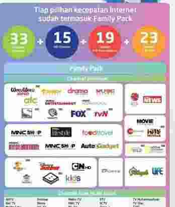 promo WiFi plus TV cable