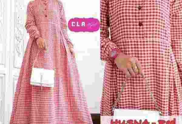 Gamis Murah Long Dress