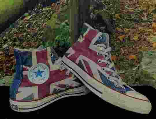 sepatu bekas