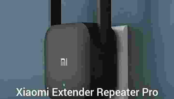 Penguat Sinyal Wifi Xiaomi Extender Repeater