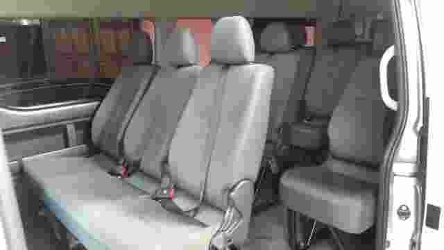 Toyota Hiace Commuter 2018