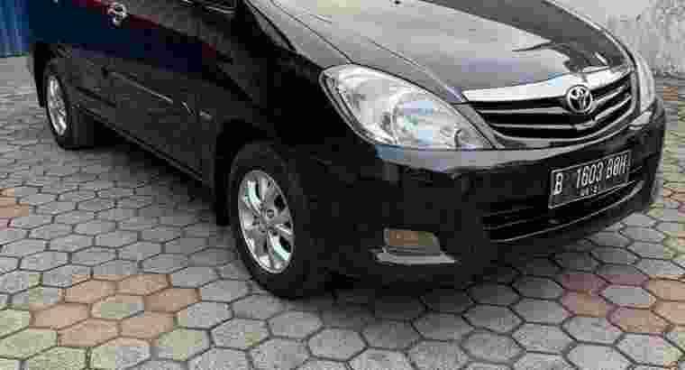 Innova G Matic Bensin 2011