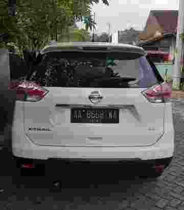 Nissan Xtrail 2.5 Matic 2016