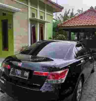 Accord VTIL 2008 Pemakaian 2009
