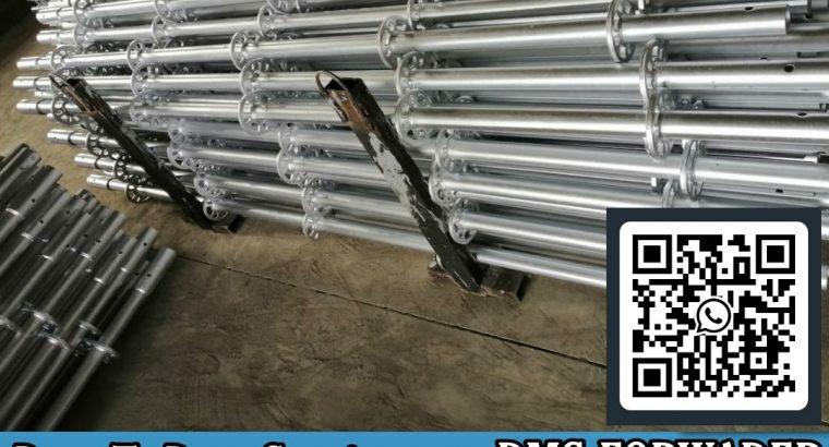 Jasa Import Besi Scaffolding | Dms Forwarder