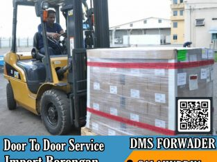 Jasa Import Mesin Bekas/Baru | Dms Forwarder