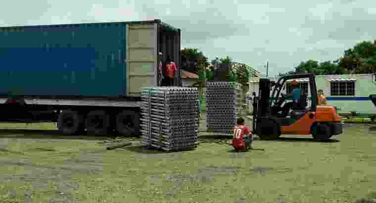 Jasa Import Scaffolding Dari Korea |Dms Forwarder