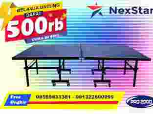 tenis meja pingpong merk NEXTAR
