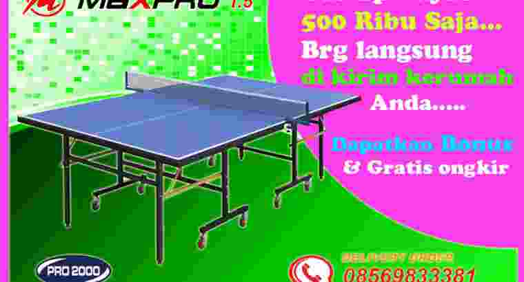 tenis meja pingpong merk MAXPRO 1.5