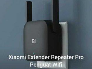 Internet Lancar Dgn Penguat Sinyal Wifi Xiaomi Pro Wifi Amplify 2 Range Extender Repeater 300 Mbps