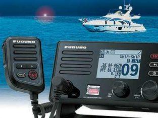 Marine VHF RADIOTELEPHONE Model FM-4800 NEW