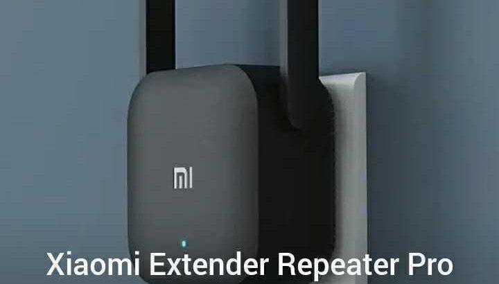 Internet Lancar Penguat Sinyal Wifi Xiaomi Extender Repeater