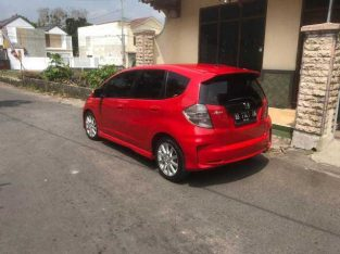 Jazz RS Matic 2013