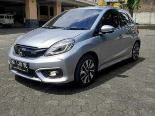 Brio RS Matic 2018 KM 6Rb