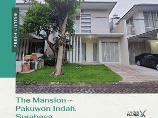 Pakuwon Indah, Mansion, Surabaya ~ Quiet & Comfy