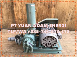 Jual Root Blower 2 Inchi Motor 3,7 KW