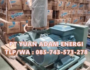 Jual Root Blower 6 Inchi – Motor 30 KW