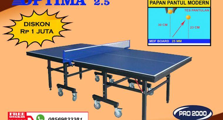tenis meja pimpong merk OPTIMA 25