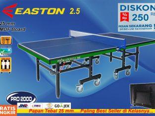tenis meja pimpong merk EASTON 25