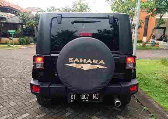 Rubicon JK Sport 2009 Istimewa