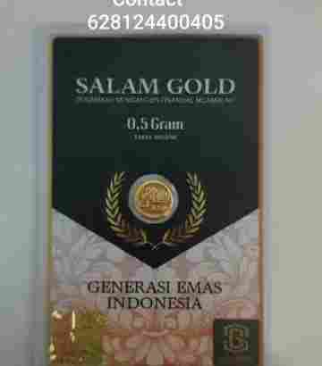 Salam Gold 0.1gr.24 karat (Daily Update)