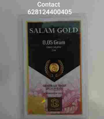 salam.gold 10gr 24 karat (Daily Update)