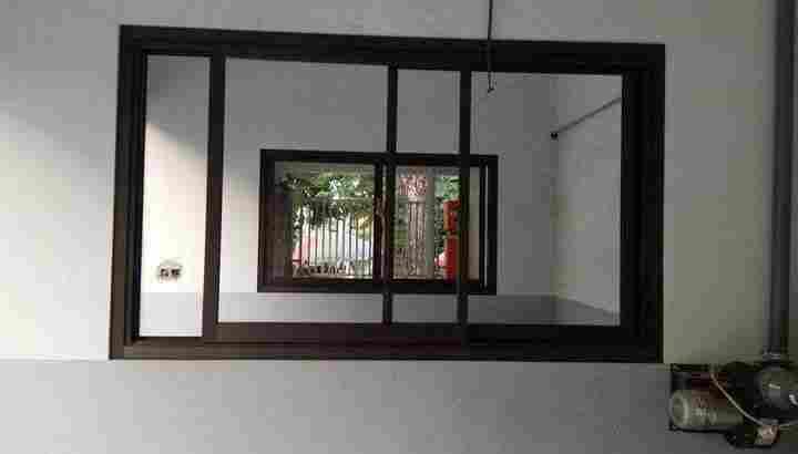jendela sliding 7 profil aluminium
