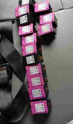Tinta cartridge printer